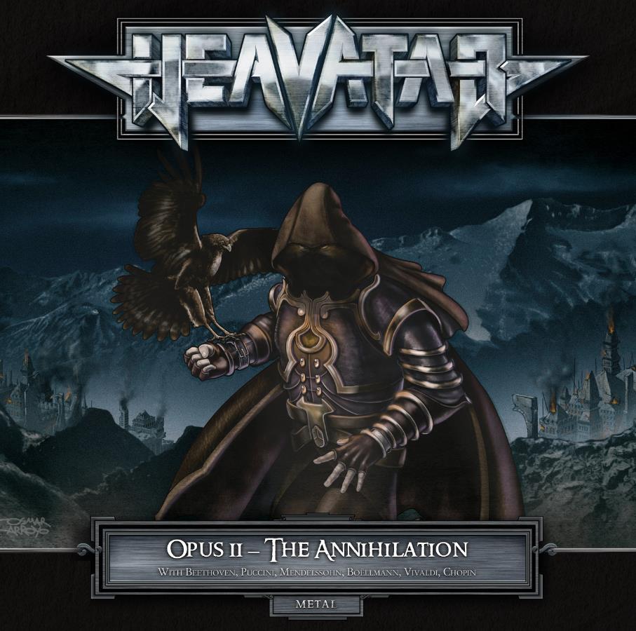 Heavatar Opus2 TheAnnihilation cover